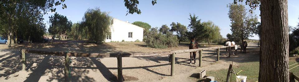 Point de vue du centre equestre
